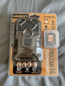 Muddy PRO CAM 14 BUNDLE TRAIL CAM