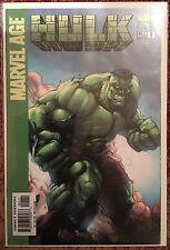 Marvel Age Hulk 1-3, Unread, All Ages