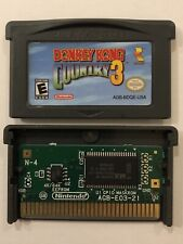 Donkey Kong Country 3 [ Nintendo GameBoy Advance ] • Authentic • GBA Cartridge