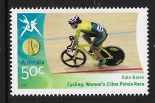 AUSTRALIA 2006 COMMONWEALTH GAMES - Kate Bates Cycling Women's 25kms Race 1v MNH