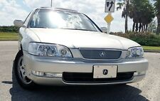 CHROME MESH GRILLE GRILL KIT For ACURA TL 95 96 97 98 1995 1996 1997 1998