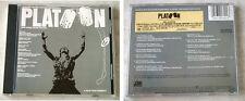 PLATOON Original-Soundtrack The Doors, Jefferson Airplane,...  Atlantic-CD