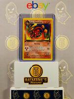Dark Charmeleon 32/82 1st Edition LP/NM Near Mint Team Rocket Non-Holo Pokemon