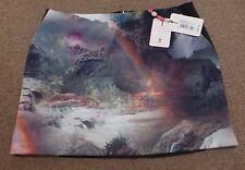 Ted Baker  Rainbow Waterfall Mini Skirt. Size 4 / UK 14 / L