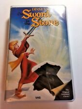 The Sword in the Stone- A Black Diamond VHS Disney Classic