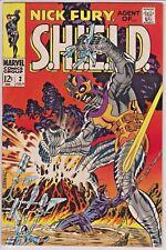 Nick Fury Agent of Shield Comics #2 VF/NM (July 1968 Marvel)