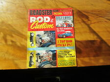 Rod & Custom Magazine, April 1963 Roadster Issue