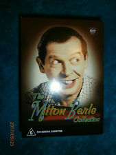 Milton Berle Collection (DVD, 2004, 5-Disc Set) 5 Volumes 1950s TV comedy