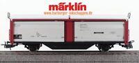 H0 - Märklin 4633 Schiebwandwagen + Schiebedach DB Ep:IV Sammlermodell Neuw OVP
