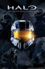 2014 MICROSOFT HALO MASTER CHIEF COLLECTION POSTER 22x34 NEW FREE SHIPPING
