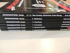 Servive manual Werkstatthandbuch Mercury 200 225 250 275 300 PS hp Verado 2008