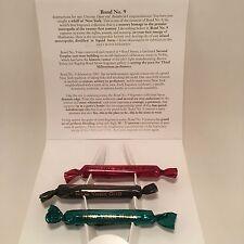 Bond No. 9 New York EDP Spray Samples Lot of 3 West Side Oud Musk 1.7 ml each