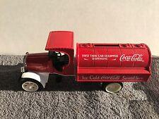 Coca Cola Bank - Ertl 1994 Kenworth Tanker Truck 1:25 scale