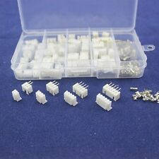 JST XH Connector Terminal Header Assortment Kit Male Female RIGHT ANGLE 90 Deg.