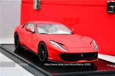 BBR 1:18 812 Ferrari Matt F1 Red