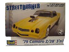 "Revell 79 Camaro Z/28 ""StreetBurner"" 1/24 85-2165 (FREE SHIPPING!)"