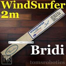 Bridi WINDSURFER 2m Hi-Performance Glider Sailplane Balsa Kit Vintage Classic RC