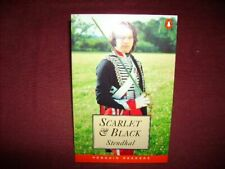 Stendhal Scarlet and Black (Penguin Readers, Level 6)
