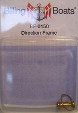 Billing BOATS Accessorio bf-0150 - 1 x 25mm in ottone navi direzione Frame -1 ST POST