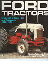 NK-012 - Robert Pripps, Ford Tractors N Series, Fordson, Ford and Ferguson Vintg