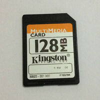 7pin Multi Media Card NOKIA old phone flash memory card Kingston 128MB MMC Card