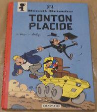 BENOIT BRISEFER -4- / Tonton Placide  / EO 1969 / BE+