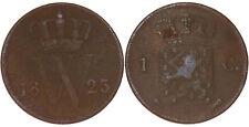 Netherlands - 1 Cent 1823 Utrecht
