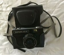 Vintage Camera Russian Vilia Camera 35mm Film Russia Ukrainian Camera With Case