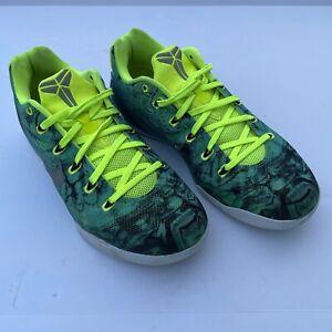 Nike Kobe Bryant IX 9 EM Easter 646701-300 Men's Shoes Size 11.5 Turbo Green