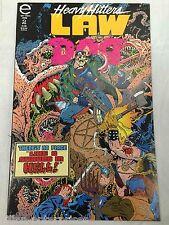 Lawdog #2 Comic Book Epic 1993 - Heavy Hitters