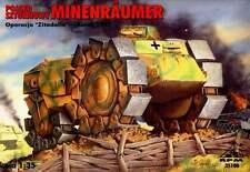 ALKETT VS.KFZ 617 MINENRAUMER - GERMAN ASSAULT VEHICLE 'KURSK 1943' 1/35 RPM