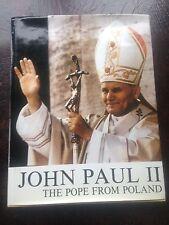 JOHN PAUL II The Pope From Poland Tadeusz Karolak 1979 Warsaw Catholic UK Seller