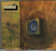 (AX412) Mohair, End Of The Line - DJ CD
