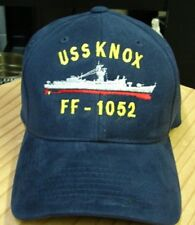 USS W.S. SIMS FF-1059 EMBROIDERED HAT CAP