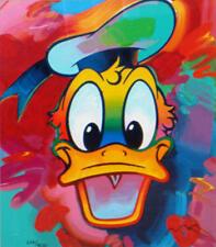 "Max, Peter   ""Donald Duck Disney Suite""   Print   MAKE OFFER"