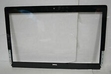 Dell Studio 16 XPS 1645 1647 LCD Front Bezel J33  WITH GLASS PROTECTIVE -J343T