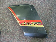 Snowmobile Yamaha Phazer 480, 1985 Hood Right Side  80K-2198H-00-00