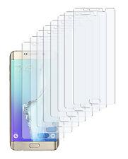 8 x Schutzfolie Samsung Galaxy S6 Edge+ Plus Klar Displayfolie Screen Protector