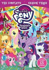 My Little Pony - Complete Season 3 Box Set Region 2 DVD