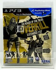 House of the Dead OVERKILL Extended Cut - PS3 - Brand New | Factory Sealed