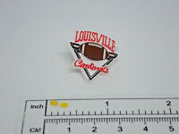 Louisville Cardinals Football Vintage Lapel Pin