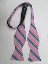 -Noeud Papillon Cravate REGO & PATO 100% soie  TBEG  vintage