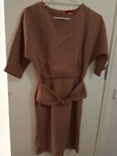 woman Dress size 12/L Brand New with tag cabaret brown