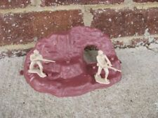 MPC Rock Cave Front Caveman Prehistoric WWII Toy Soldier Diorama