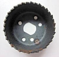 "1 Vintage USA Black & Decker HSS Hole Saw 2"" Inch High Speed Steel"