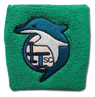 **Legit** Free Iwatobi Swim Club ES Logo Dolphin Authentic Wristband #64718