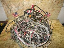 New Listing2001 Fadal Vmc 5020a Cnc Vertical Mill Wires Wire Cables Wiring Cable Harness
