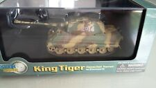 Dragon Armor 1:72 German  King Tiger henschel turret w/zimmerit 1944 Item 60048