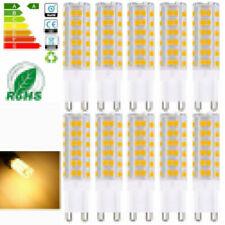 1-10x G9 LED 5W 10W Birne 2835SMD führte Energiesparlampen Bright 220V Warmweiß