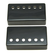 2* Humbucker Pickup Covers Brass Pickup Cover 49.2/52mm Pole Spacing For Gibson